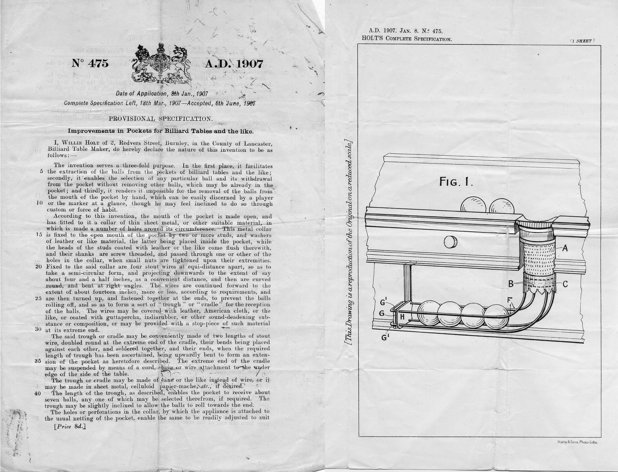 Patent Application 1907